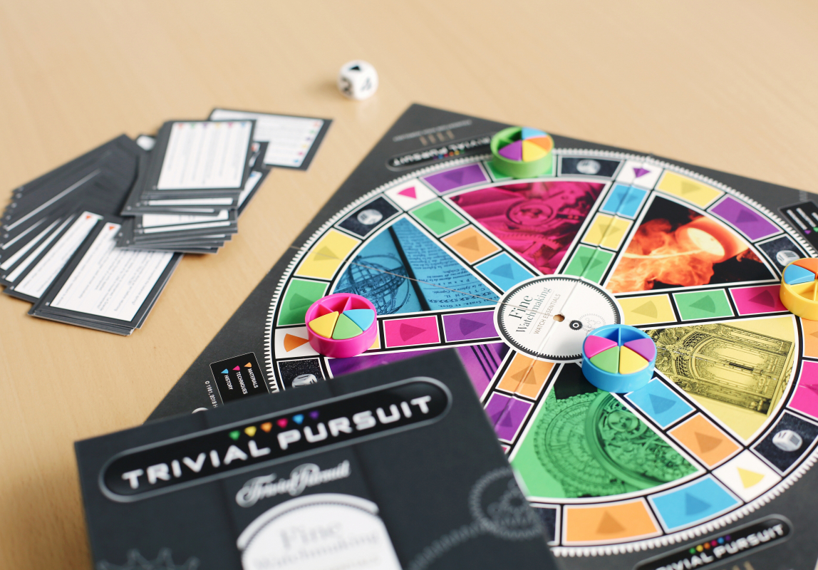FHH Academy - Trivial Pursuit Watchmaking Edition